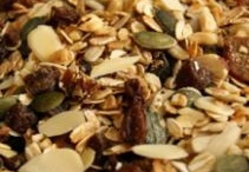 Dry fruits & Nuts museli