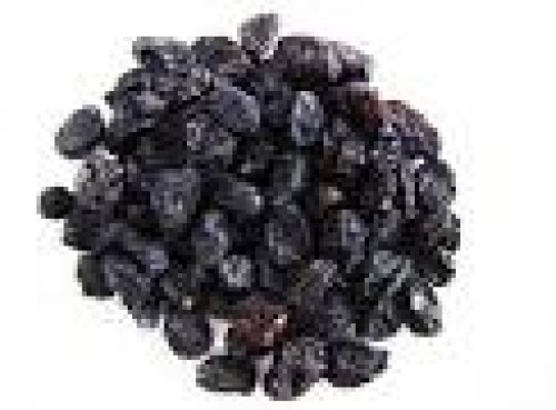 Dried Black Raisins/Black Kismish(with seeds) - 250 gm