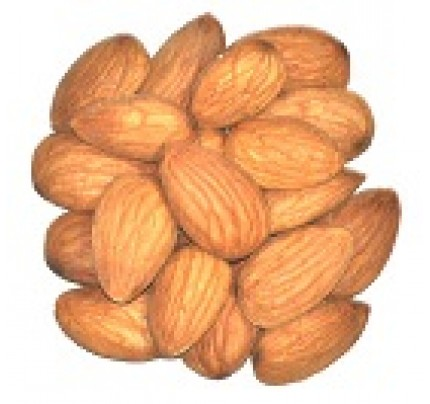Almonds (California) - 500 gm